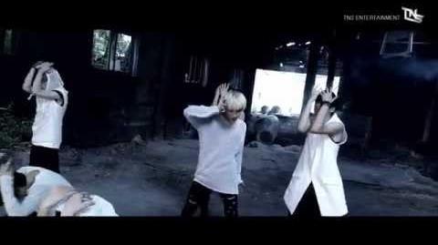 TNS엔터테인먼트 TARGET 타겟 - 미궁(Please Love Me) 홍보 영상
