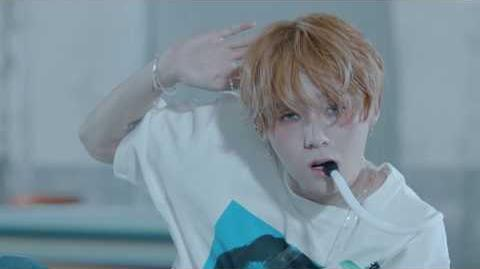 PENTAGON JAPAN ORIGINAL 3RD MINI ALBUM 'SHINE' MV