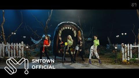 Red Velvet 레드벨벳 'RBB (Really Bad Boy) (English Ver