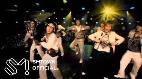 SUPER JUNIOR 슈퍼주니어 'Miracle' MV