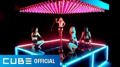 HYUNA - Roll Deep (Feat Jung Il Hoon Of BTOB) (A Original Ver)