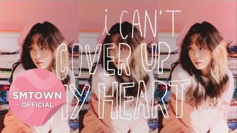 TAEYEON - Cover Up (Lyric Video)
