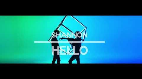 Shannon - Hello
