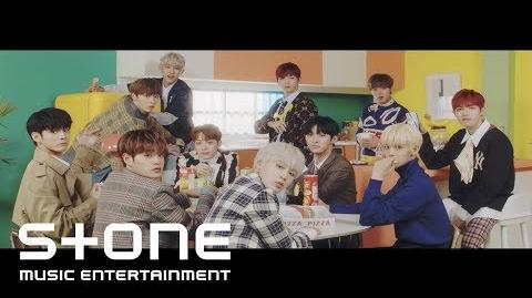 Wanna One (워너원) - '봄바람 (Spring Breeze)' M V