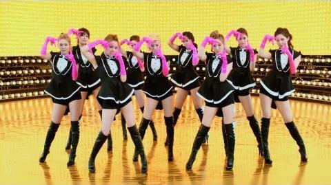 Girls' Generation - Paparazzi (Dance Edit GOLD)
