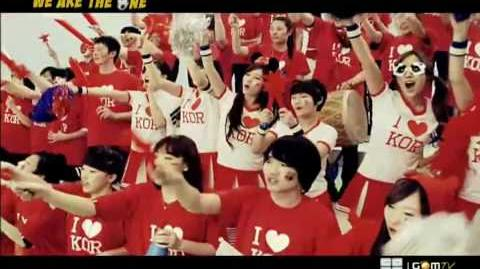 ♔T-ara - We Are The One