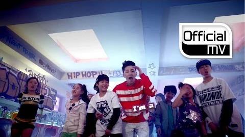 MV DinDin(딘딘) New Leader (Feat