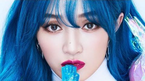 Meng Jia - Candy (Lyric Video)