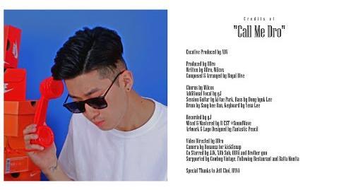 8Dro - Call Me Dro (feat Wilcox)