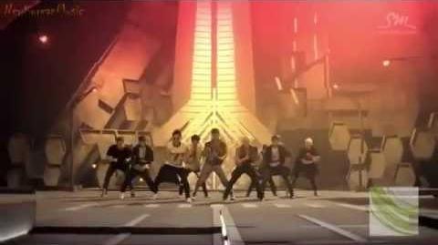Super Junior Sexy, Free & Single MV - Jap Ver