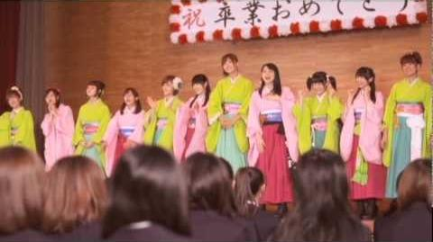 Berryz工房×℃-ute 『甘酸っぱい春にサクラサク』 (MV)-1