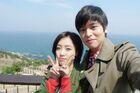 Lee Jang Woo y Ham Eun Jung