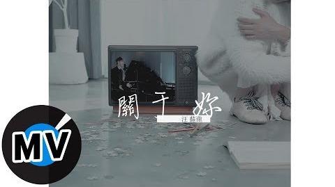 汪蘇瀧 Silence Wang - 關於你 About you (官方版MV)
