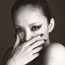 Namie Amuro - FELL (CD+DVD).jpg