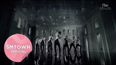 Super Junior -SPY (Dance ver)