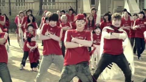 Super Junior - Victory Korea