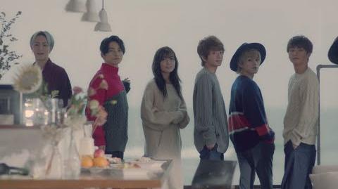 AAA 「笑顔のループ」Music Video