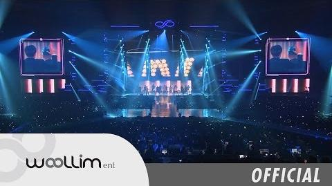 INFINITE - INFINITE EFFECT ADVANCE LIVE Ver