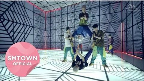 EXO-M - Overdose (Korean Version)
