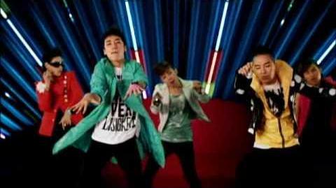 BIGBANG - GARA GARA GO!!