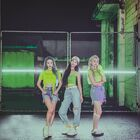 Limesoda wave concept photo