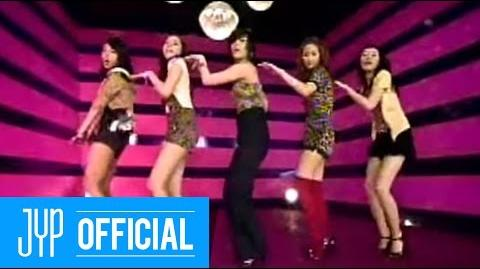 "Wonder Girls ""So Hot"" M V"