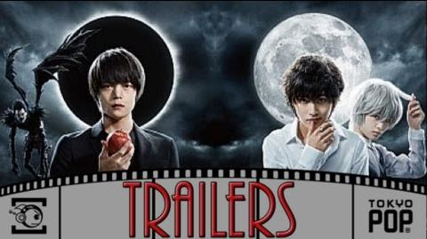 Death Note TV Drama - Official Teaser Trailer