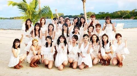 SNH48《梦想岛》MV官方正式版