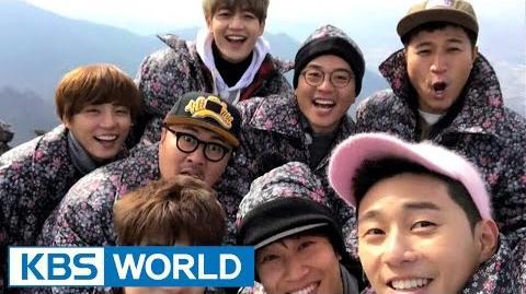 2 Days & 1 Night - Season 3 Pretty Boys Winter Camp Part 1 ENG 2016.12.25