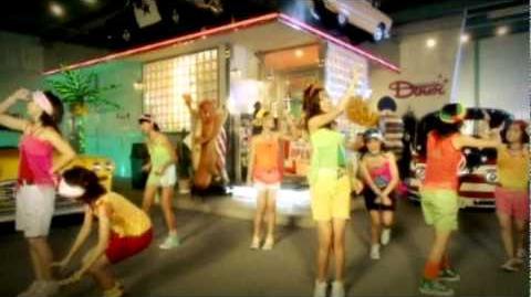 Berryz工房「21時までのシンデレラ」 (MV)