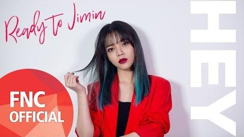 AOA 지민(JIMIN) - Hey MUSIC BEAUTY FILM