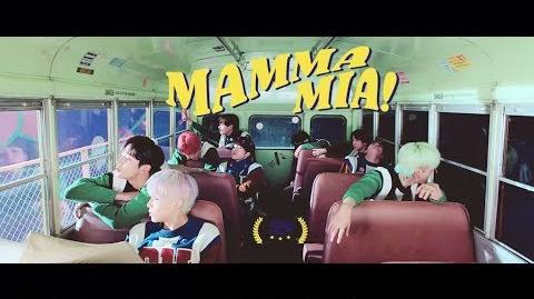 SF9 マンマミーア!【OFFICIAL MUSIC VIDEO】