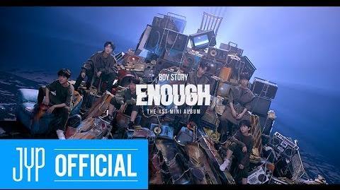 """BOY STORY """"Enough"""" M V"""