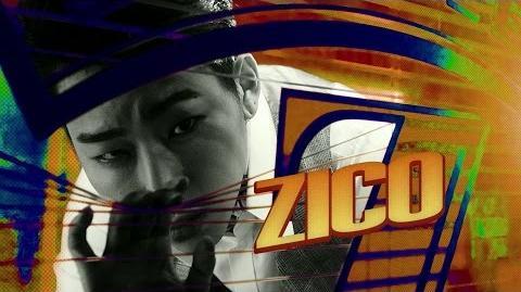 Zico - Eureka
