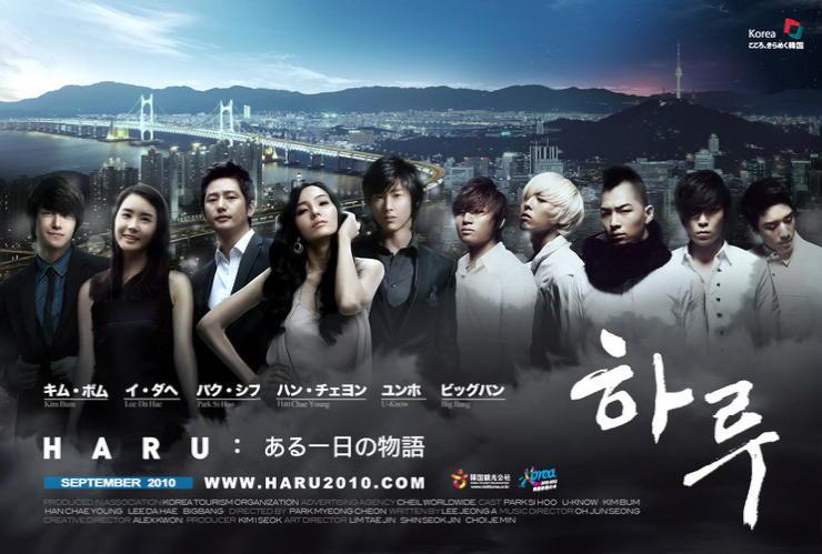 Haru: An Unforgettable Day in Korea
