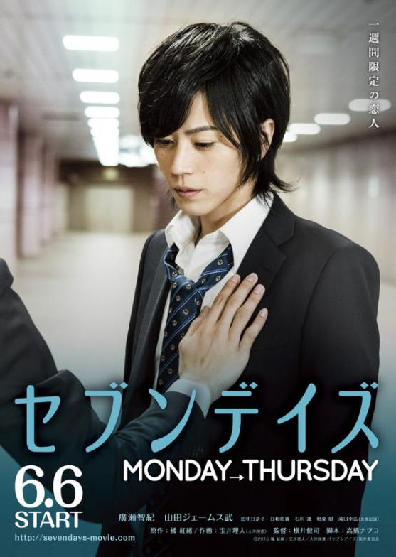 Seven Days: Monday→Thursday