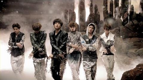 EXO-K - History (Korean Version)