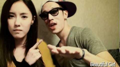♔T-ara & Electronic Boys - Beautiful Girl