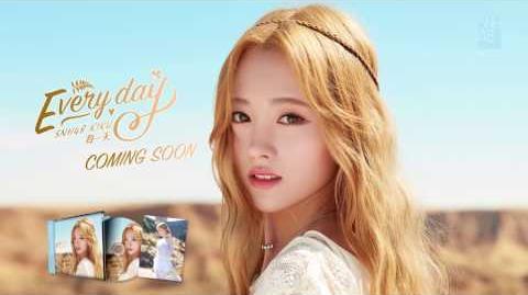 SNH48《哎呦爱呦》MV