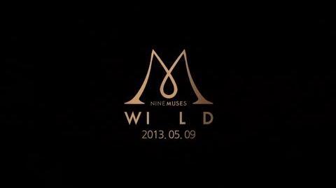 나인뮤지스 9MUSES 와일드(WILD) Music Video.
