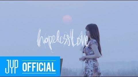 Park Ji Min - Hopeless Love