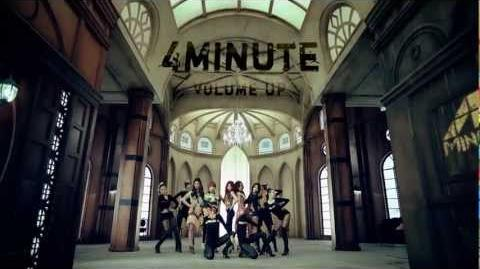 4Minute - Volume Up