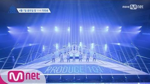 PRODUCE 101 season2 -최초공개- 프로듀스101 시즌2 나야나 (PICK ME) performance 161212 EP