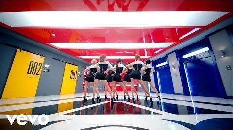 AOA - 「Oh BOY」Music Video