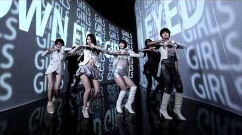 Brown Eyed Girls Sign JP MV