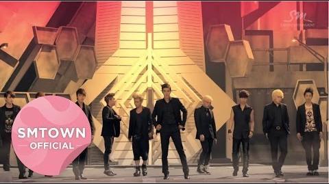 Super Junior -Sexy, Free & Single