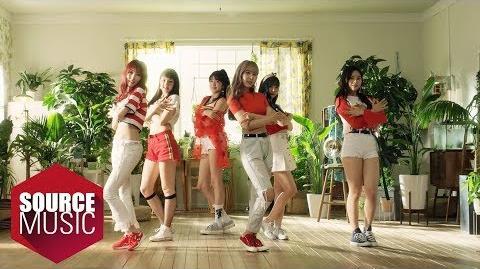 여자친구 GFRIEND - 여름여름해 (Sunny Summer) M V (Choreography ver