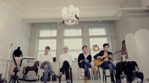-Acoustic Ver.- BOYFRIEND - 잘 지내더라(You've moved on) (with 안중재)