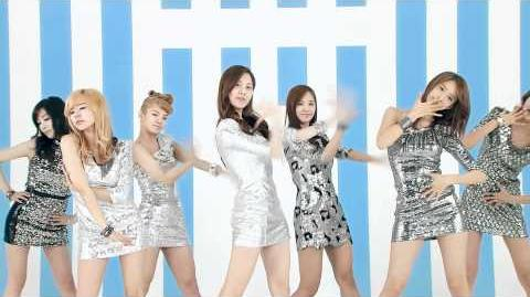 Girls' Generation - POP! POP! (Visual Dream)