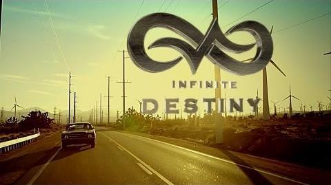 """INFINITE - Destiny M V (Ver.B)""-0"